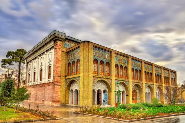 Palác Golestán (UNESCO), Teherán, Írán