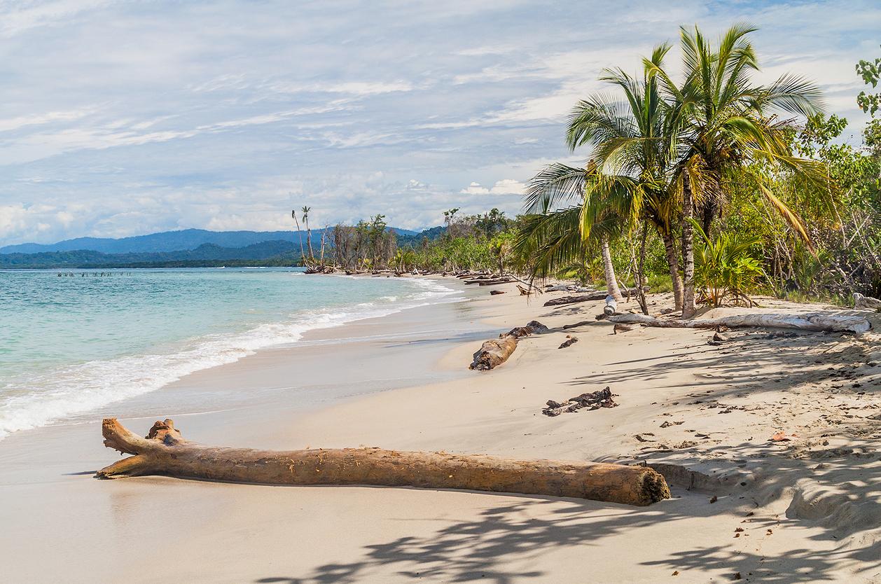 Pobřeží Karibiku, N.P.Cahuita, Kostarika