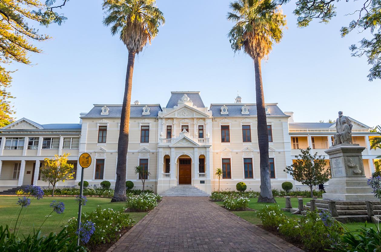 Univerzita, Stellenbosch, JAR