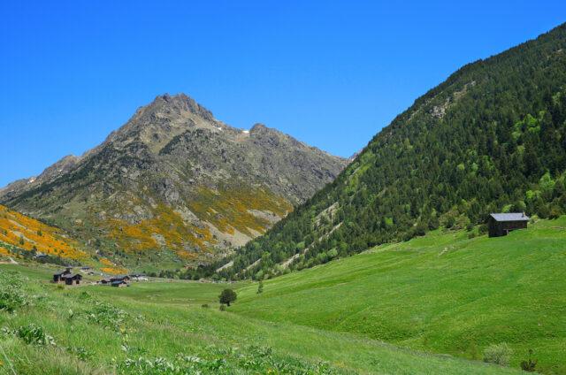 Vall d Incles, Andorra