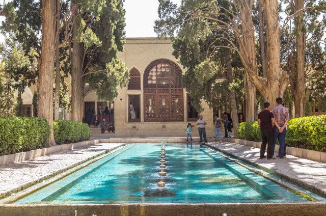 Zahrada FIN (UNESCO), Kašan, Írán