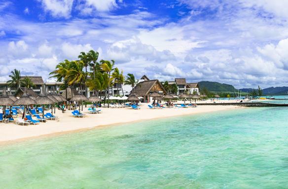 Záliv Blue Bay, Mauritius