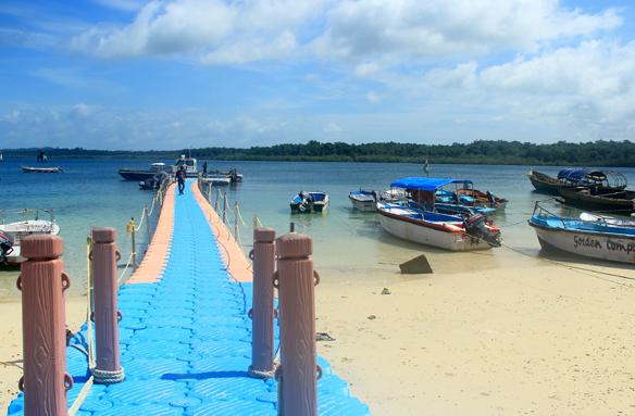 Havelock Island, Andamany