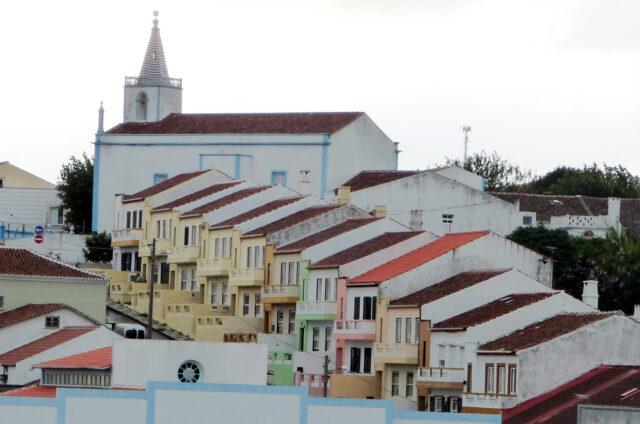 Angra de Heroísmo, Terceira, Azory