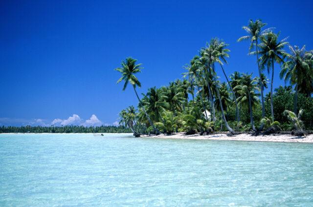 Bílá pláž, Ostrov Changu, Zanzibar