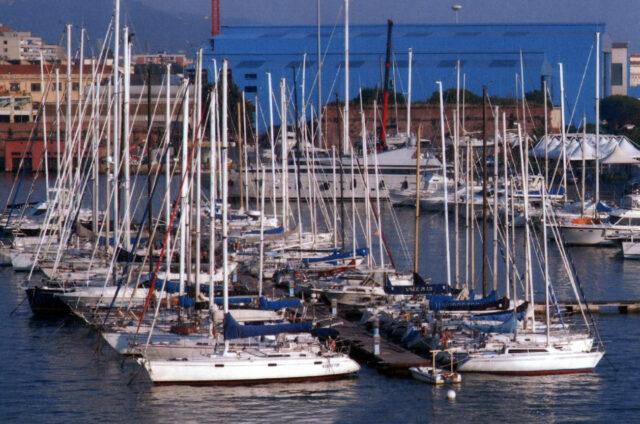 Bastia, Korsika, Francie