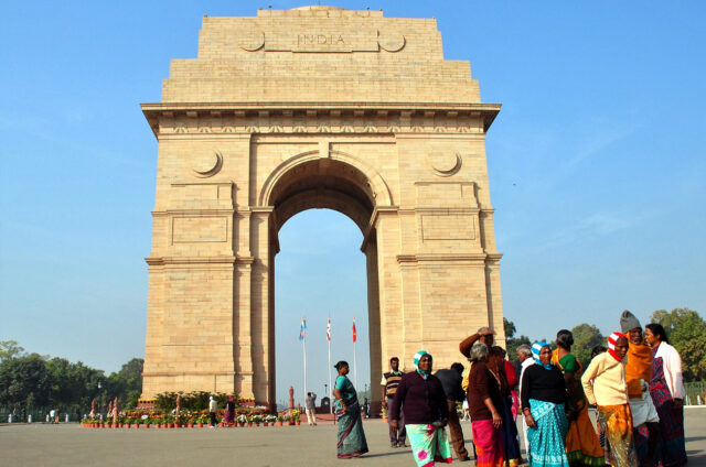 Boží brána, Hardvár, Indie