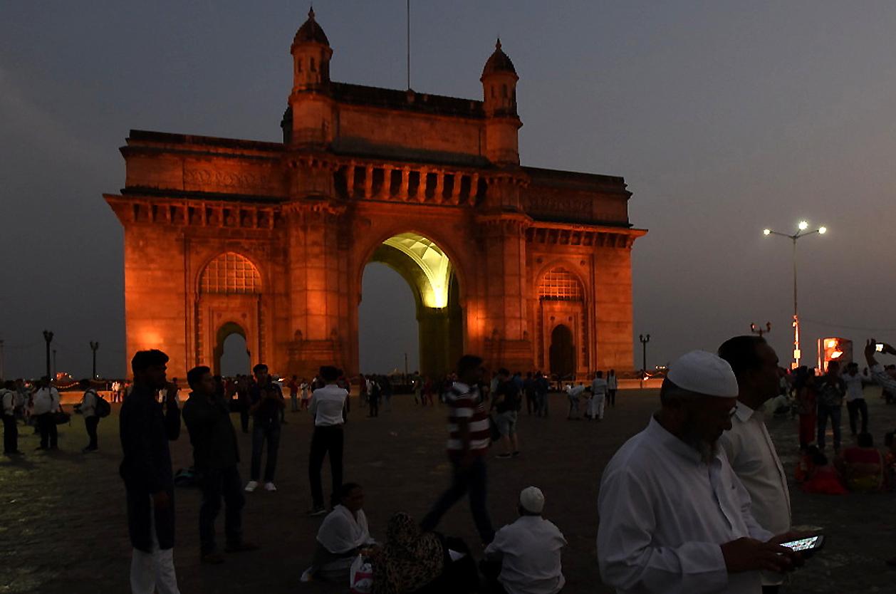 Bombaj, Indie