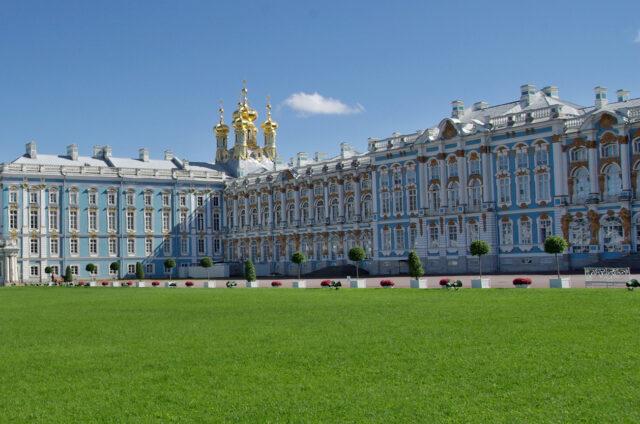 Carskoje Selo, Puškinovo, Rusko