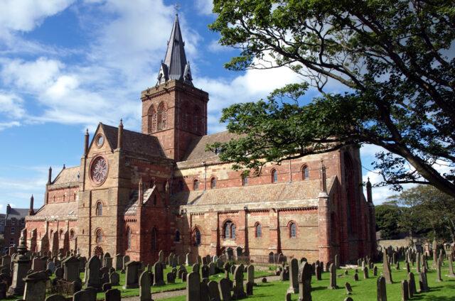 Catedral de San Magnus de Kirkwall, Orkneye