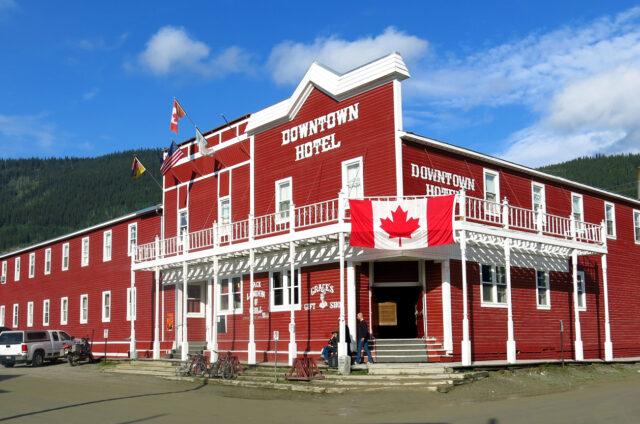 Dawson City, Yukon, Aljaška