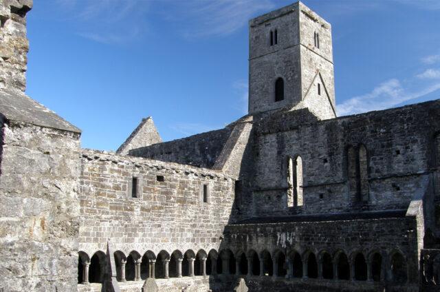 Dominikánský klášter, Sligo, Irsko