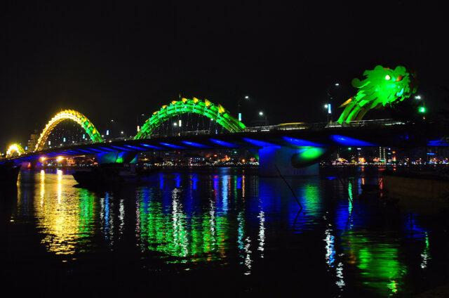 Dračí most, Da Nang, Vietnam