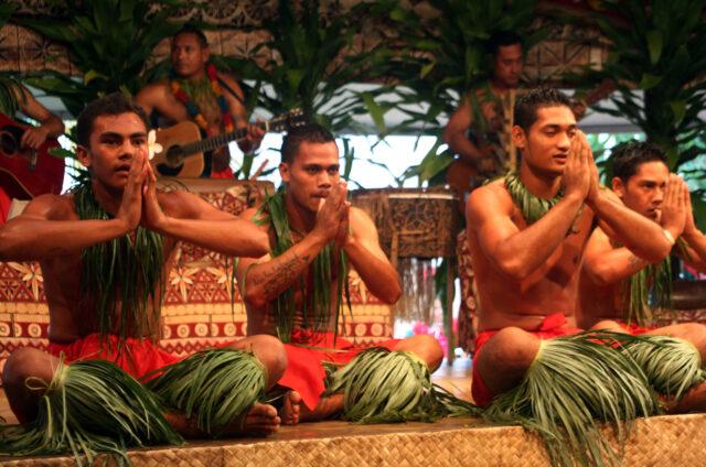 Fiafia Night v Aggie Grey, Apia, Upolu, Samoa