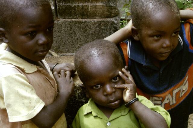 Hakuna Matata, Svahilsky - bez problémů, Tanzánie