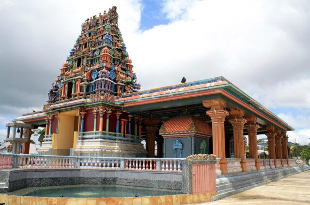 Hinduistický chrám Sri Siva, Nadi, Fidži