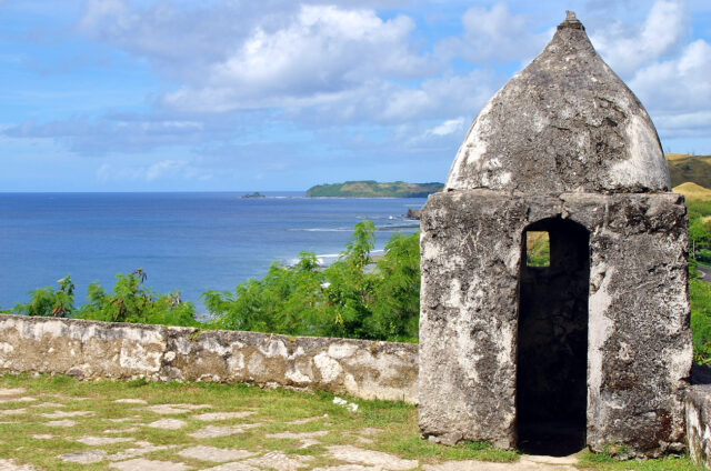 Historická pevnost Apugan, Agana, Guam