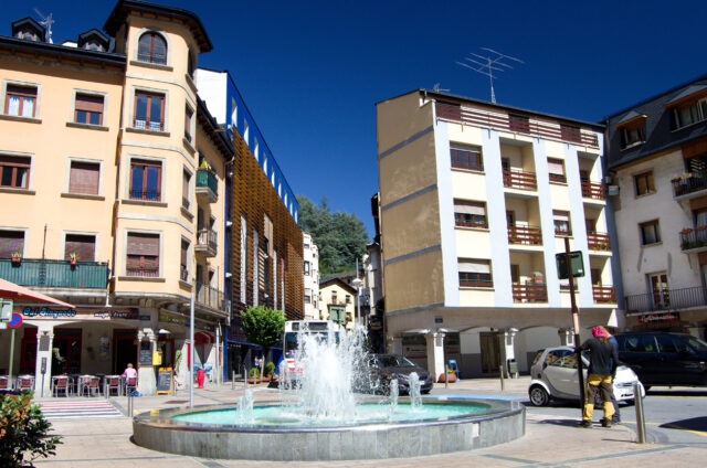 Hlavní město Andorra la Vella, Andorra