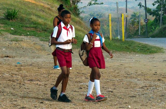 Jednotná školní docházka, Kuba