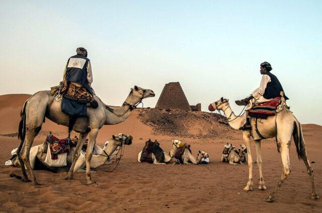 Karima, Súdán