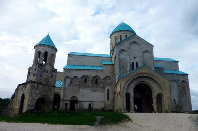 Katedrála Bagrati, Kutaisi, Gruzie