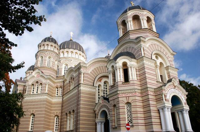 Katedrála Narození Páně, Riga, Lotyšsko