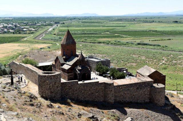Klášter Chor Virap, Arménie