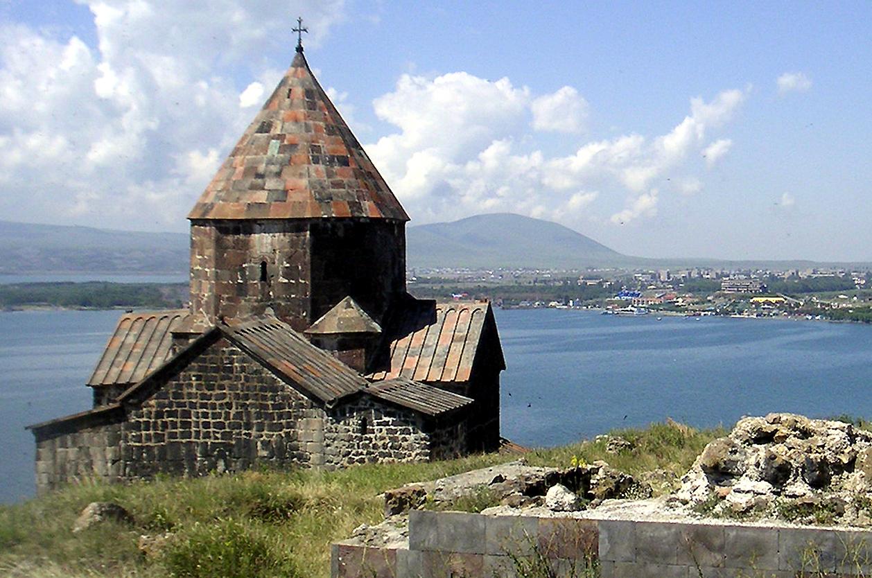 Klášter Sevanavank, Arménie