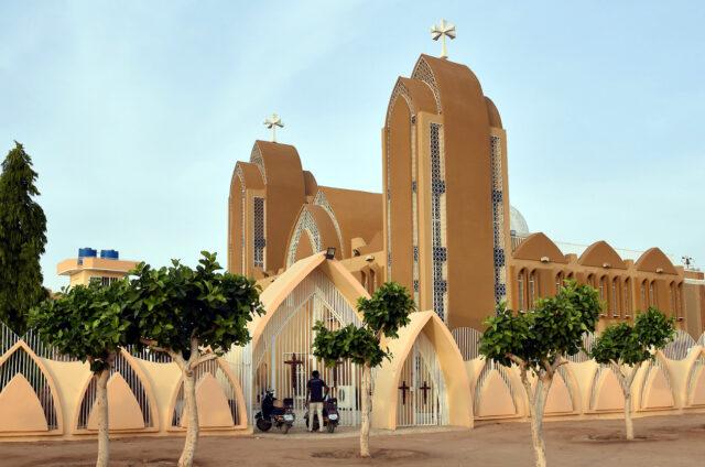 Koptský kostel, Shendi, Súdán