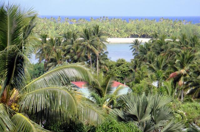 Laguna Muri, Rarotonga, Cookovy o.