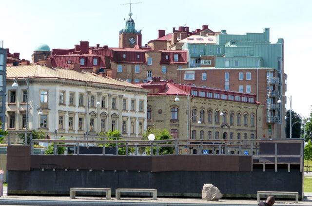 Město Goteborg, Švédsko