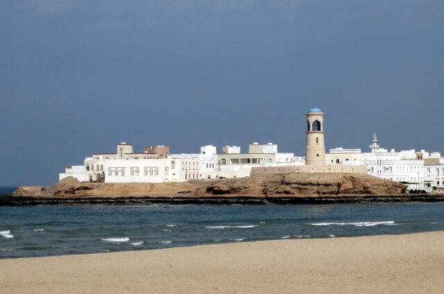 Maják Al-Ayjah, Sur, Omán