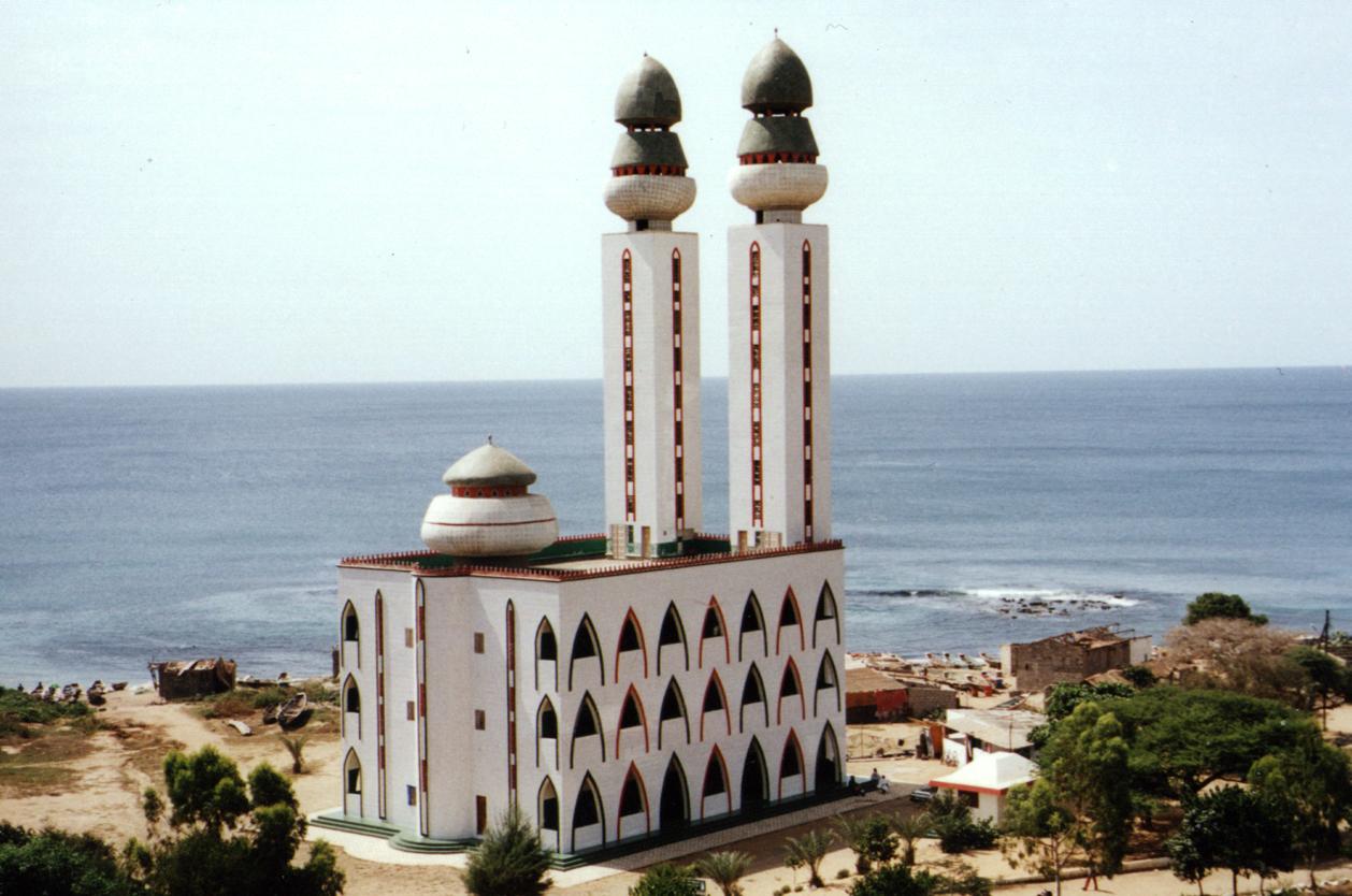 Mešita Božství, Dakar, Senega