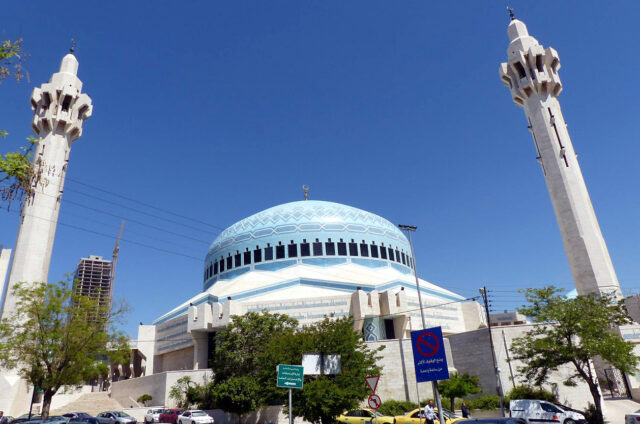 Mešita Malika Abdalláha, Ammán, Jordánsko