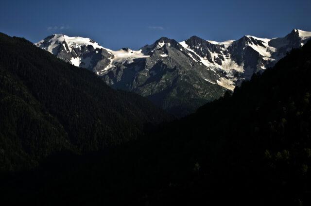 Mestia, Kutaisi, Gruzie