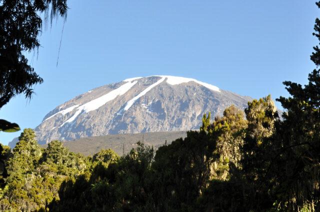 Mount Keňa, Keňa