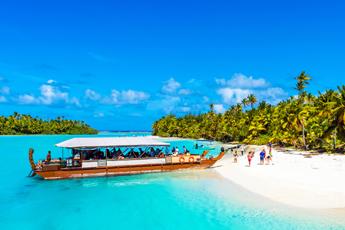 Ostrovy Pacifiku