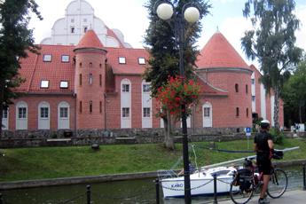 Tvrz Boyen, Gizycko, Polsko