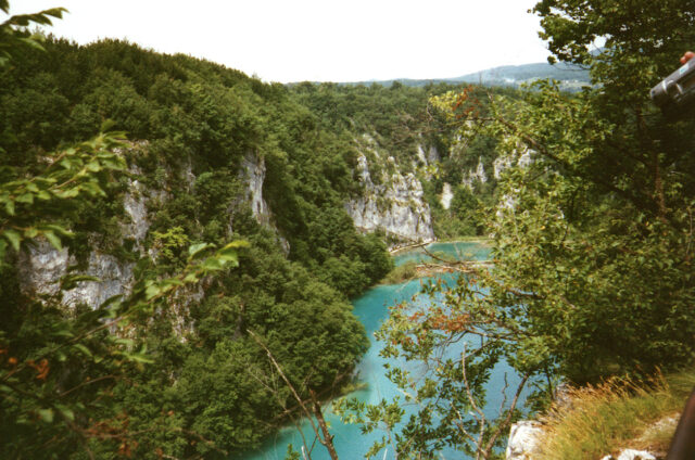 N.P. Plitvická jezera, Chorvatsko