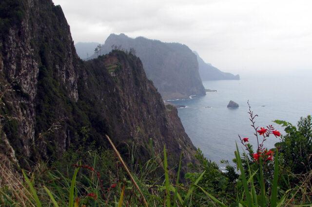 Nad Porto da Cruz, Madeira