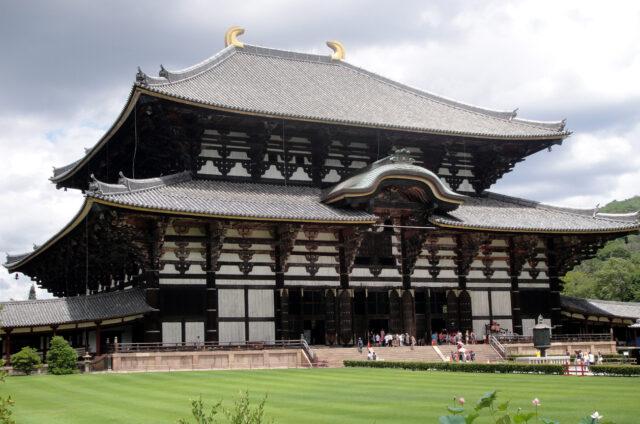 Nara, Tódaidži - daibucudan, Japonsko