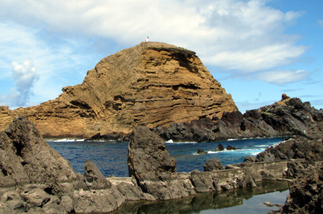 Oblast Porto Moniz, Madeira