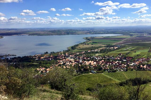 Ohridské jezero, S. Makedonie