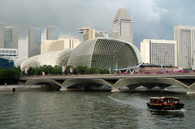 Okruh F1, Singapur