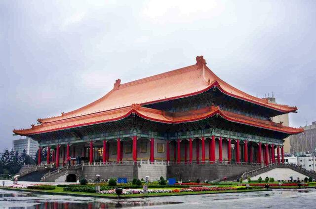 Opera, Taipei, Tchajwan