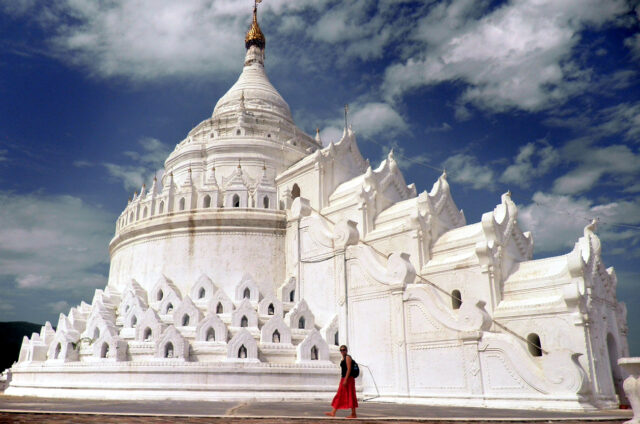 Pagoda Hsinbyume, Mingun, Mandalay