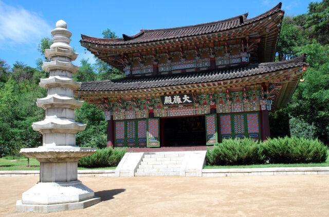 Pagoda Kwanbob, Pchjongjang, KLDR