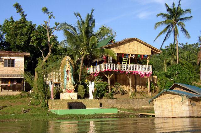 Pagsanjan, do kaňonu řeky, Filipíny