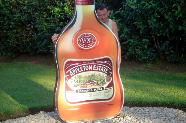 Palírna karibského rumu, Appleton, Jamajka