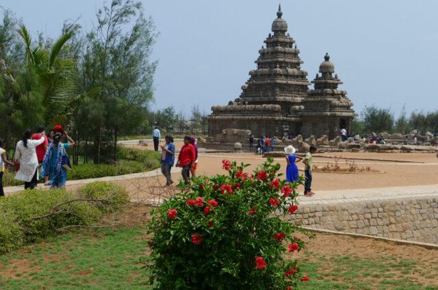 Pallavas, Mahabalipuram, Indie